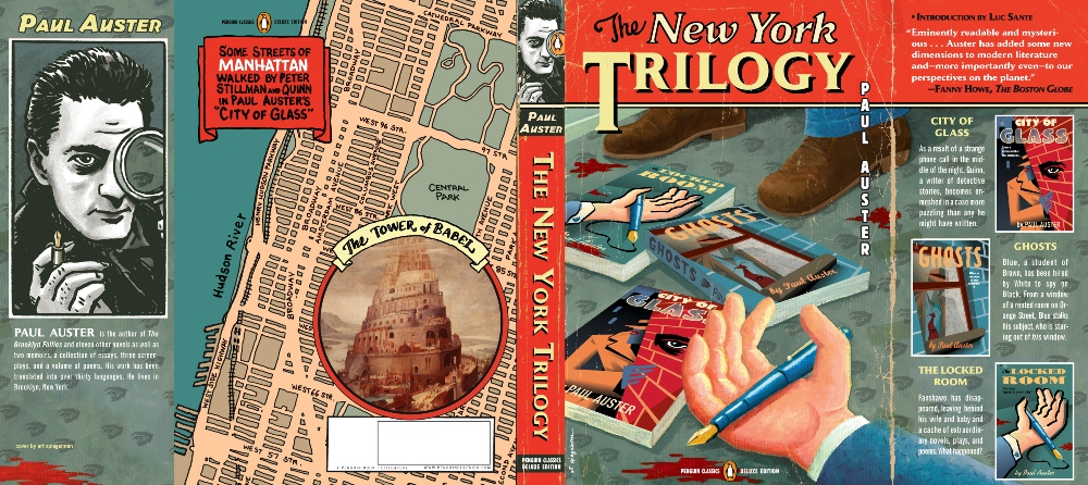 The New York Trilogy: City of Glass