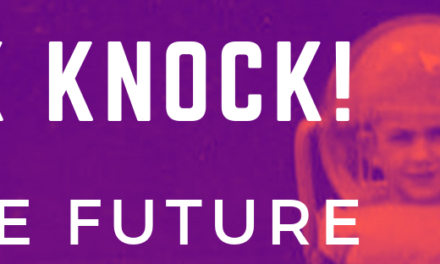 Knock knock! It's the future