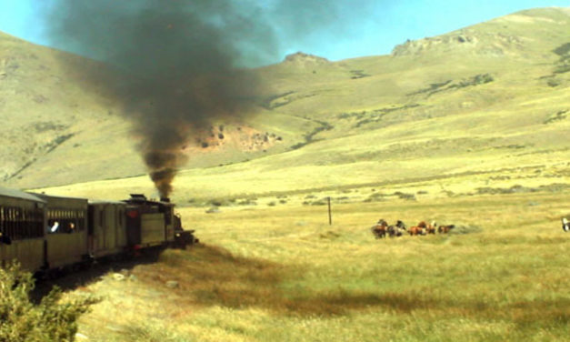 The Old Patagonian Express