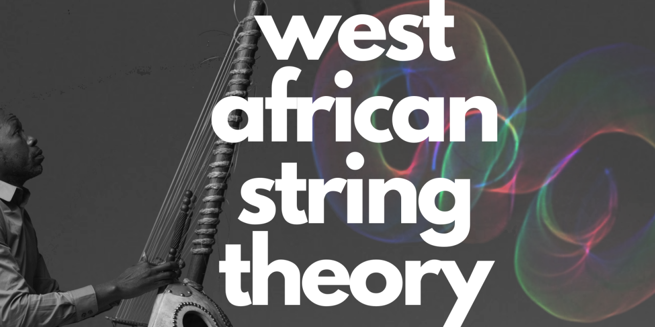 West African String Theory